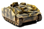 German Sturmgeschutz III Ausf. G Assault Gun with Schurzen Side Armor - Hitler Jugend, Normandy, 1944 [D-Day Commemorative Packaging]