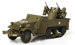 US M16 Multiple Gun Motor Carriage - Unidentified Unit, Normandy, 1944 [D-Day Commemorative Packaging]