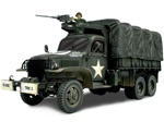 1942 Production US Army GMC CCKW 353 6x6 2-1/2 Ton Truck - Unidentified Unit, Normandy, 1944 [D-Day Commemorative Packaging]