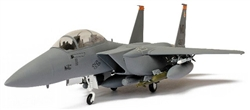 "USAF Boeing F-15E Strike Eagle Multi-Role Fighter - 391st Fighter Squadron ""Bold Tigers"", 366th Fighter Wing, Mountain Home AFB, Arkansas [Low-Vis Scheme]"