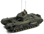 "British Churchill Mk. VII Infantry Tank - ""Chorley"", Unidentified Unit, Normandy, 1944 [D-Day Commemorative Series]"