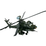 US Army Boeing AH-64D Apache Longbow Attack Helicopter - Operation Iraqi Freedom, Iraq, 2003