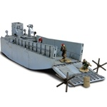 US Landing Craft Mechanized(3) with Soldiers - Normandy, 1944 [D-Day Commemorative Packaging]