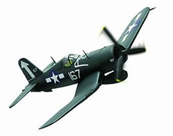 USN Chance-Vought F4U-1D Corsair Fighter - VF-84, Pacific, 1945
