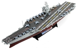 US Navy USS Enterprise Nuclear-Powered Aircraft Carrier (CVN-65) - Mediterranean Sea, 2001