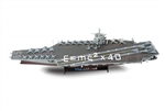 "US Navy USS Enterprise Nuclear-Powered Aircraft Carrier (CVN-65) - ""40th Anniversary of E=MC2"""