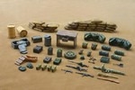 WWII - The Road to Germany Accessory Pack