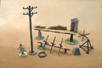 WWII - Obstacles to Victory Accessory Pack