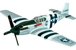 USAAF North American P-51B-5 Mustang Fighter - Ray Wetmore, Daddys Girl, 370th Fighter Squadron, 359th Fighter Group, France, June 1944
