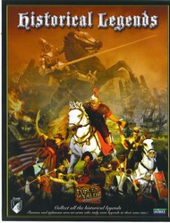 Unimax 2006 Historical Legends Brochure - 4 Pages