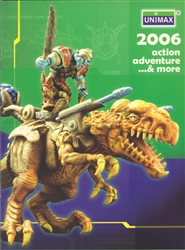 Unimax Toys 2006 Catalog - 25 Pages