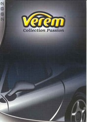Verem 2002 Catalog - 12 Pages