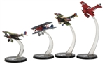 Wings of the Great War Dogfight Riser Set [Set of 3 Stands and Base]