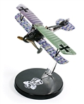 German Albatross D.Va Biplane Fighter - First Class Iron Cross Recipient Lt. Kurt Monnington, Jasta 15, 1917