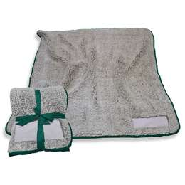 "Hunter Frosty Fleece Blanket 60"" X 50"""