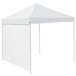 Plain Clear 9 x 9 Side Panel 9 X 9 Canopy Side Wall - Panel For Tailgate Tent