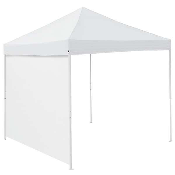 Plain Clear 9 x 9 Side Panel Canopy Side Wall