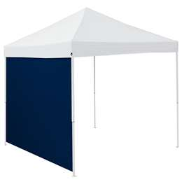 Plain Navy 9 x 9 Side Panel 9 X 9 Canopy Side Wall - Panel For Tailgate Tent