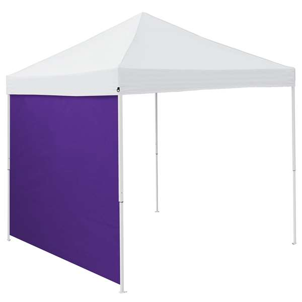 Plain Purple 9 x 9 Side Panel Canopy Side Wall