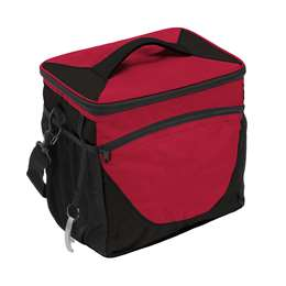 Plain Cardinal  24 Can Cooler