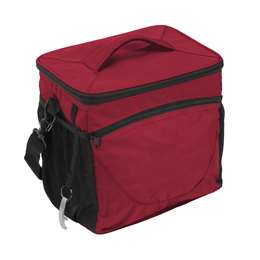 Plain Garnet 24 Can Cooler