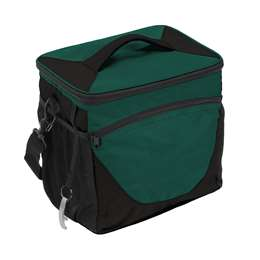 Plain Hunter Green 24 Can Cooler