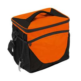 Plain Orange  24 Can Cooler