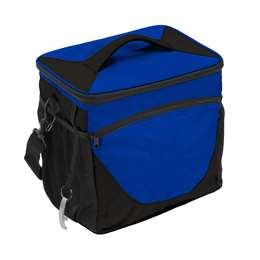 Plain Royal Blue 24 Can Cooler
