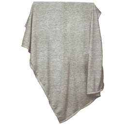 Plain Gray Sweatshirt Blanket 74 -Sweatshirt Blnkt
