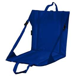 Plain Royal Blue Stadium Seat