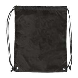 Plain Black Cruise Backsack