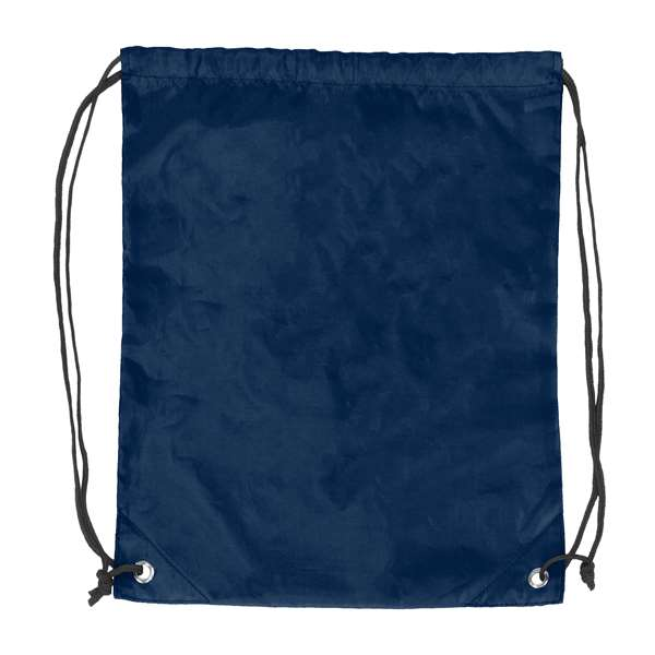 Plain Navy Cruise Backsack