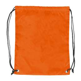 Plain Orange Cruise Backsack