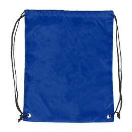Plain Royal Cruise Backsack 87D - Dbl Head Strin