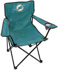 Miami Dolphins Gameday Elite Folding Chair