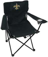 New Orleans Saints Gameday Elite Folding Chair