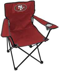 San Francisco 49ers Gameday Elite Folding Chair