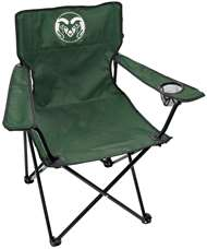 Colorado State University Rams Gameday Elite Chair with Matching Carry Bag 00563010111