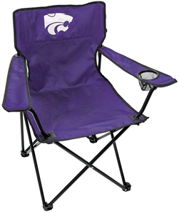 Kansas State University Wildcats Gameday Elite Chair with Matching Carry Bag