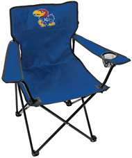 University of Kansas Jayhawks Gameday Elite Chair with Matching Carry Bag