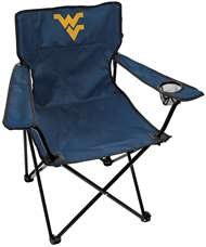 University of West Virginia Mountaineers Gameday Elite Chair with Matching Carry Bag 00563113111