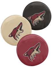 Phoenix Coyotes Softee 3 Puck Set