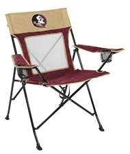 Florida State University Seminoles Gamechanger Chair with Matching Carry Bag 00643017111