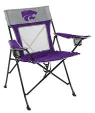 Kansas State University Wildcats Gamechanger Chair with Matching Carry Bag 00643031111