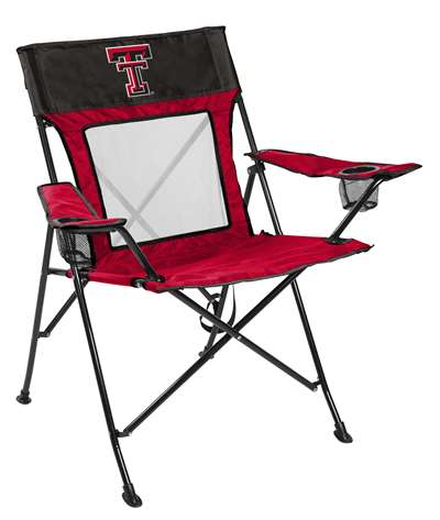 Texas Tech Red Raiders Gamechanger Chair with Matching Carry Bag