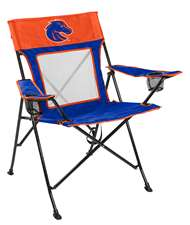 Boise State University Broncos Gamechanger Chair with Matching Carry Bag