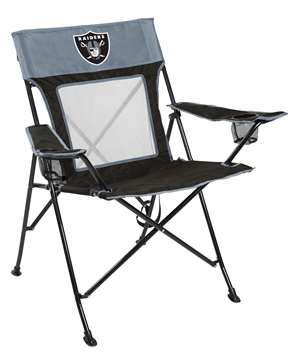 Oakland Raiders Game Changer Folding Chair