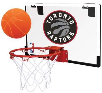 Toronto Raptors Basketball Hoop Set Indoor Goal