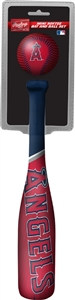 Los Angeles Angels of Anaheim Mini Slugger Mini Bat & Ball Set