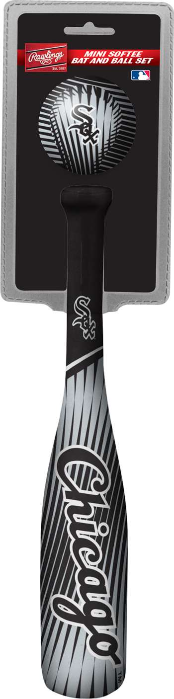 Chicago White Sox Mini Slugger Mini Bat & Ball Set